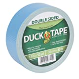 Duck Brand 1361929 Double Sided Duct Tape, 1.41-Inch by 12-Yard