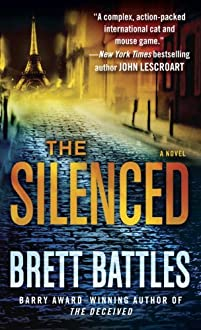 The Silenced: A Novel by Brett Battles ebook deal