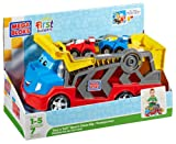 Mega Bloks First Builders Tiny N Tuff Race N Chase Rig
