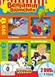 Benjamin the Elephant - Series (Vol. 2) - 2-DVD Box Set ( Benjamin Blümchen ) ( Benjamin the Elephant - The baby whale / finds a treasure / Engine Driver / The Black Cat )