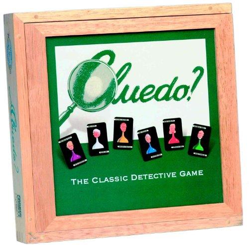 Cluedo Nostalgia Wooden Edition