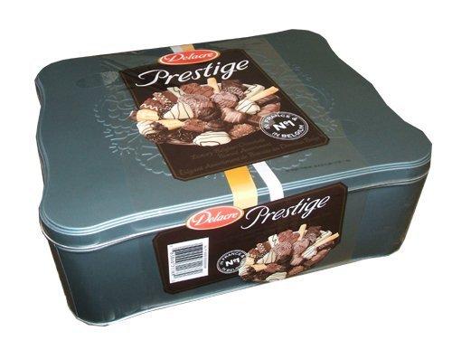 Delacre Prestige Luxury Belgian Chocolate Biscuit