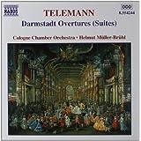 Telemann: Three Darmstadt Overturesby Georg Philipp Telemann