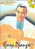 echange, troc Reinhardt Django - Easy Django vol.1 Guitare Tab. + CD