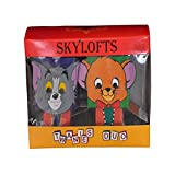 Skylofts Cartoon Shaped Chocolate Boxes For Kids - TWANIES DUO (pack Of 4)