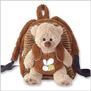 Pecoware / Brown Bear Best Buddy Backpack