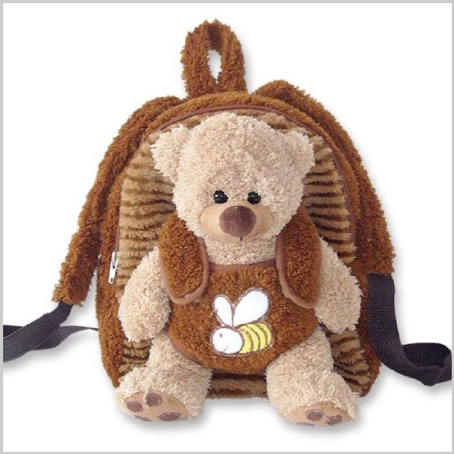 Pecoware / Brown Bear Best Buddy Backpack