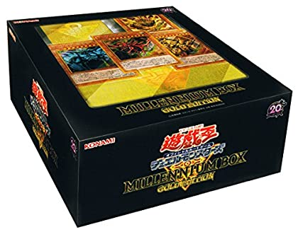 ͷ����OCG �ǥ奨���󥹥����� MILLENNIUM BOX GOLD EDITION