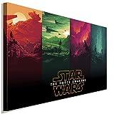 Star Wars The Force Awakens Leinwandbild LaraArt Studio...