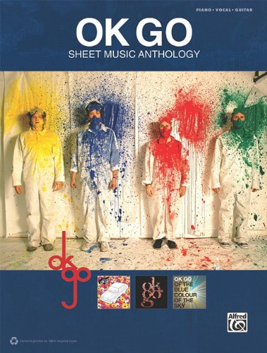 OK GO Sheet Music