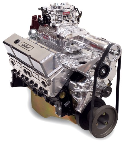 Edelbrock 46501 Crate Engine E-Force RPM Supercharged