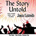 The Story Untold and Other Sime~Gen Stories: Sime~Gen, Book 10