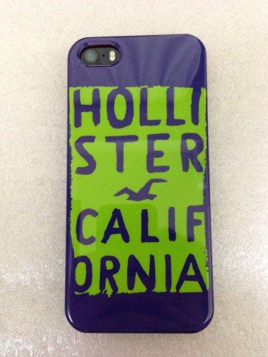Hollister(ホリスター) 【並行輸入品】iPhone5S/5 ケース (NO.5)