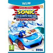 Post image for Sonic & All-Stars Racing Transformed Limited Edition (alle Systeme inkl. Wii U) für ~18€