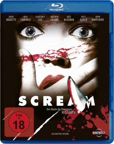 Scream (Gekürzte Fassung) [Blu-ray]
