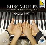 ブルグミュラー:18の練習曲、25の練習曲、他