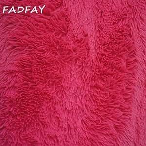 Shaggy Area Rugs Hot Pink Rug Girls Room Rug Hot Pink Living Room