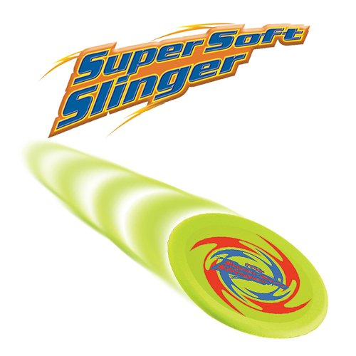 Geospace Supersoft Slinger Flying Disc