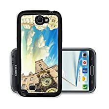 buy Liili Premium Samsung Galaxy Note 2 Aluminum Snap Case The Old Town Square In The Center Of Prague City Photo 13881298