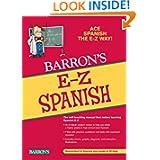 E-Z Spanish (Barron's E-Z)