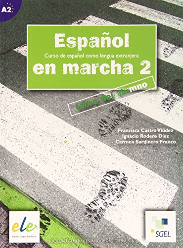Espanol En Marcha 2 Student Book A2 (Spanish Edition)