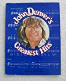 img - for John Denver's Greatest Hits for Autoharp - Melody & Travis Picking book / textbook / text book