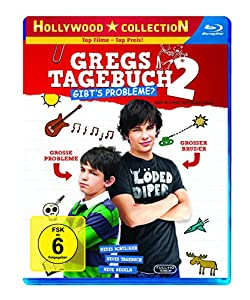 Gregs Tagebuch 2: Gibt's Probleme? [Blu-ray]