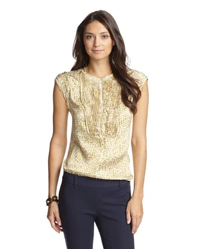 Paperwhite Women's Pop The Cork Applique Blouse