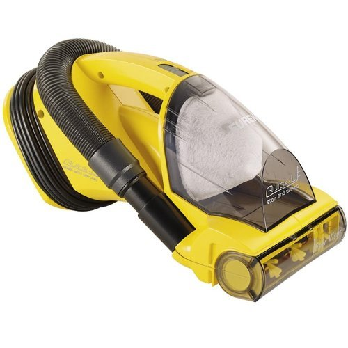 Eureka - Hand Vacuum, Bagless, 20' Cord, W/Accessories, Yellow, Sold as 1 Each, EUK 71B