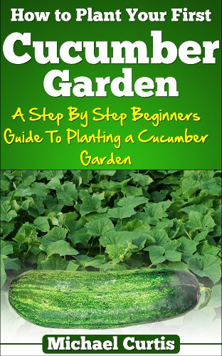 How To Plant Your First Cucumber Garden