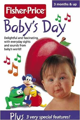 Fisher Price:Babys Day (2004) DVD