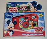 Mickey Mouse & Friends Single Use 35mm Flash Camera