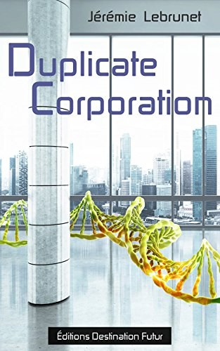 Couverture du livre Duplicate Corporation