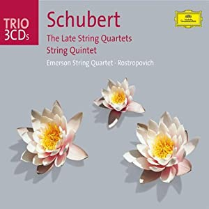 Schubert: The Late String Quartets