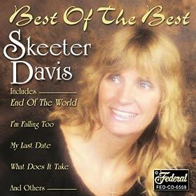 Skeeter Davis Written By The Stars