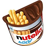 Nutella and GO! Snack (Nutella 39g, Sticks 13g) 1 piece