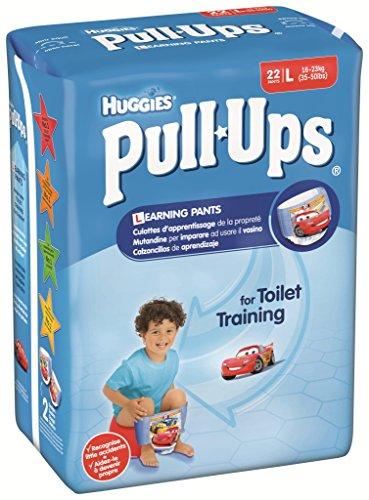Calzoncillos de aprendizaje PULL-UPS Talla 6 Niño