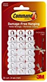 3 Packs 3m Command Decorating Clips White #17026, 60 Clips, 72 Mini Strips