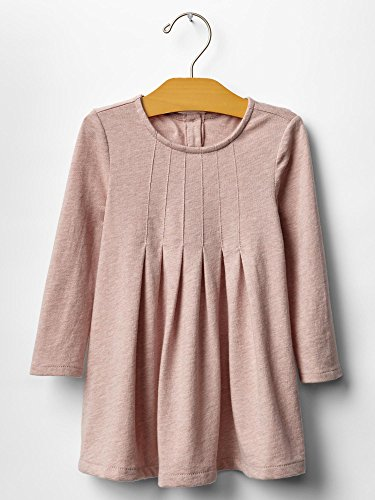 Gap Baby Pleated Jersey Dress Size 4 Yrs front-888110