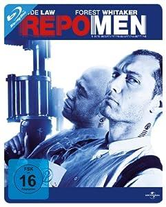 Repo Men - Steelbook [Blu-ray]