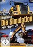 LKW, Traktor, Bagger PC Die Simulation [Import allemand]