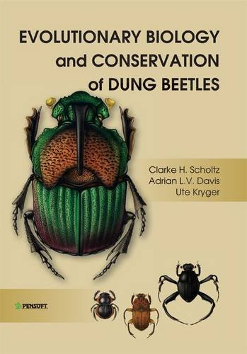 Evolutionary Biology and Conservation of Dung Beetles PDF