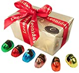 Chocolate Liqueur Christmas Gifts, World Famous Leonidas Belgian Chocolates: 31 Luxury Dark Chocolate Pure Liquors (460g)