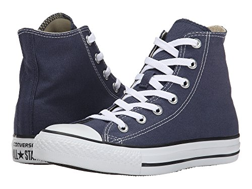 Converse Chuck Taylor All Star High Top Core Colors (9 D(M), Blue)