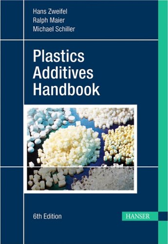 Plastics Additives Handbook 6E PDF