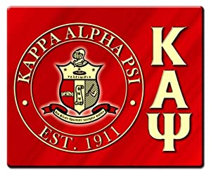 Amazon Com Kappa Alpha Psi Hard Mousepads Other