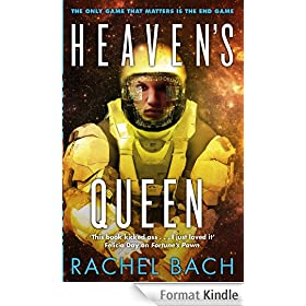 Heaven's Queen: Book 3 of Paradox (English Edition)