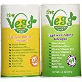 The Vegg Vegan Egg Yolk + Baking Mix Set