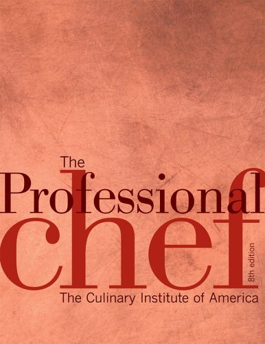 The Professional Chef, 8th Edition