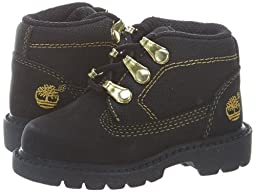 Timberland C Site Chkka Toddler12882 Style: 12882-BLK Size: 10